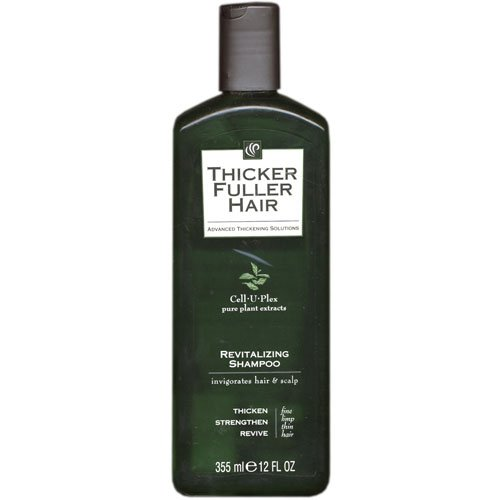 Thicker Fuller Hair Revitalizing Shampoo