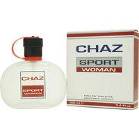 Chaz Sport By Jean Philippe For Women. Eau De Toilette Spray 3.4 Oz