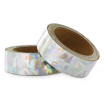 Its So Easy Silver Holographic