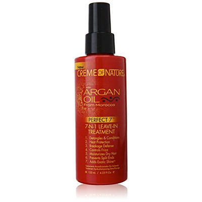 Creme of Nature Argan Oil Perfect 7-in-1 Leave-in Treatment