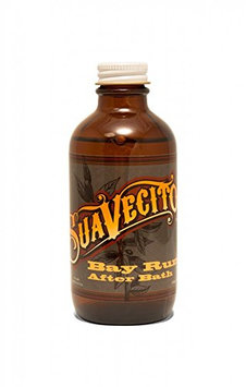 Suavecito Bay Rum After Bath 4 oz