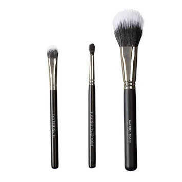 Makeover BKFT46 Vegan Love Faux Black Brush Set