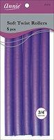 Annie 01210 Soft Twist Rollers