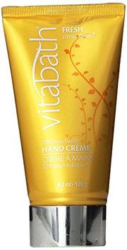 Vitabath Fresh Citrus Twist Hand Creme