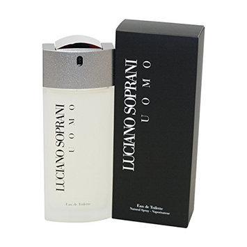 Luciano Soprani Uomo By Soprani For Men. Eau De Toilette Spray 3.4 OZ