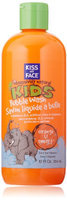 Kiss My Face Natural Kids Orange U Smart Bubble Wash