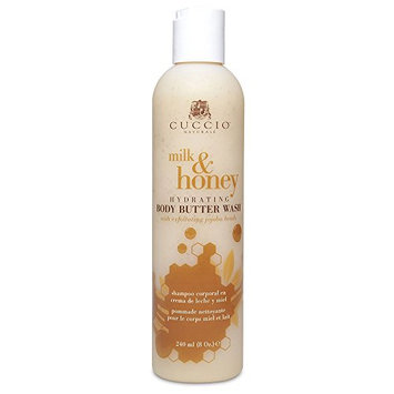 Cuccio Body Butter Wash