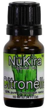 NuKira Citronella Essential Oil