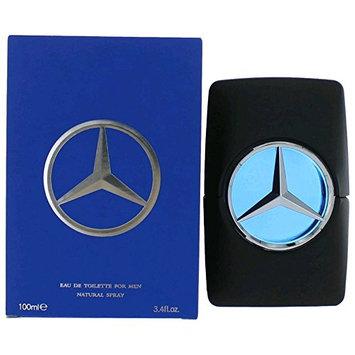 Mercedes-Benz EDT Spray for Men - 3.4 oz
