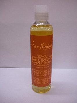 SheaMoisture Organic Argan Oil & Raw Shea Bath, Body & Massage Oil