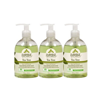 Clearly Natural Liquid Hand Soap