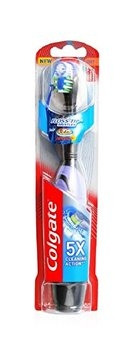 Colgate 360 Total Advanced Floss-Tip Battery Toothbrush