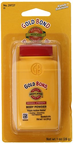 Handy Solutions Gold Bond Medicated Body Powder