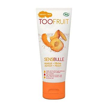 Too Fruit Organic Skincare for Teen Shower Gel