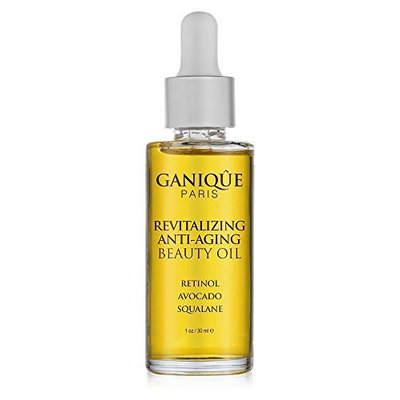 Ganique Revitalizing Anti-Aging Beauty Oil