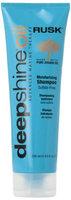 Rusk Deep Shine Oil Advanced Marine Therapy Moisturizing Shampoo