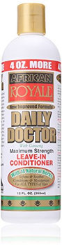 African Royale Daily Doctor Maximum Strength Leave In Conditioner