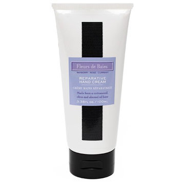 LAFCO House & Home Reparative Hand Cream Tube - Fleurs de Baies
