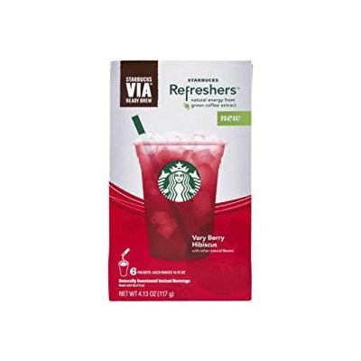 STARBUCKS® Refreshers™ Very Berry Hibiscus VIA® Ready Brew