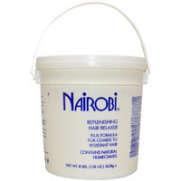 Nairobi Replenishing Hair Relaxer Plus Formula for Coarse To Resistant Hair Unisex