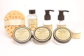 Urban Hydration Natural Mini Luxe Body Scrub Set