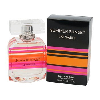 Lise Watier Summer Sunset Eau de Toilette Spray for Women