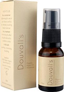 Douvall's Organic Argan Oil Moisturiser - 15ml (Travel Size)