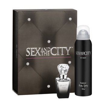 Sex In The City Night Gift Set for Women (Eau de Parfum Spray