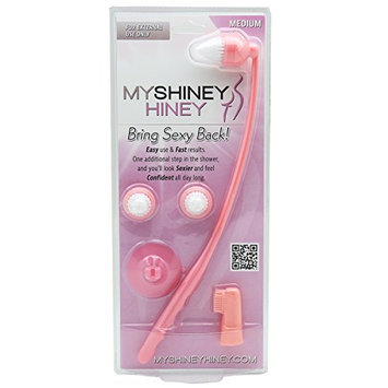 My Shiney Hiney Medium Bristle Personal Cleansing Brush Set