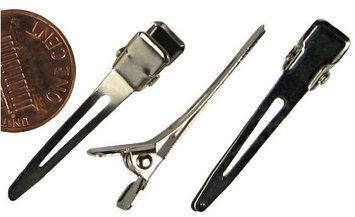 HipGirl Single Prong Mini Alligator Metal Pinch Hair Clips