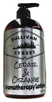 Sullivan Street 16 Oz Aromatherapy Lotion (Cedar & Orange)