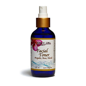 Honey Girl Organics Facial Toner