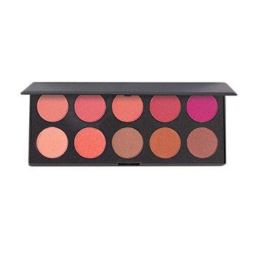 Makeover 10 Color Blush Palette