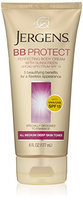 Jergens BB Protect Perfecting Body Cream with Sunscreen Broad Spectrum SPF 15