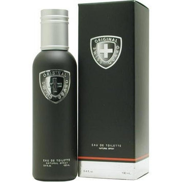Swiss Guard By Swiss Guard For Men. Eau De Toilette Spray 3.4 oz