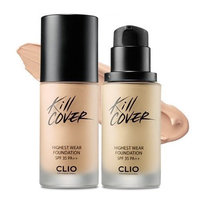 Clio Kill Cover Highest Wear Foundation Makeup