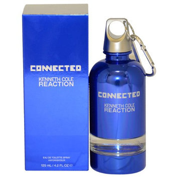 Kenneth Cole Reaction Connected Eau De Toilette Spray for Men