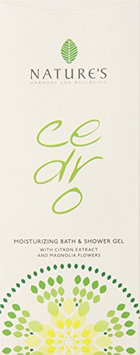 Nature's Cedro Bath and Shower Gel