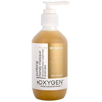 Oxygen Purifying Honey Mask for All Skin Types