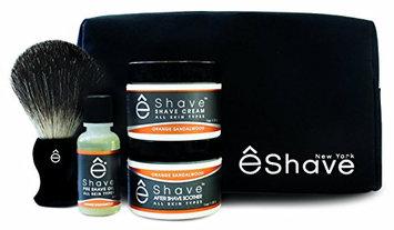 eShave Orange Sandalwood Start Up Kit