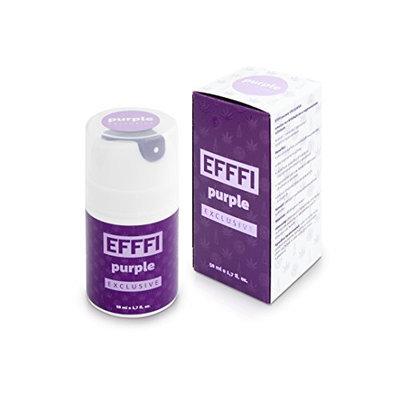 EFFFI Purple Exclusive Moisturizing Emulsion