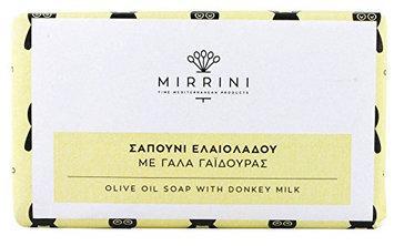 Mirrini Handmade Olive Oil Soap with Donkey Milk
