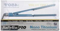 BaByliss Pro BABNT5073T Nano Titanium-Plated Wet-To-Dry Hair Ultra-Thin Straightening Iron