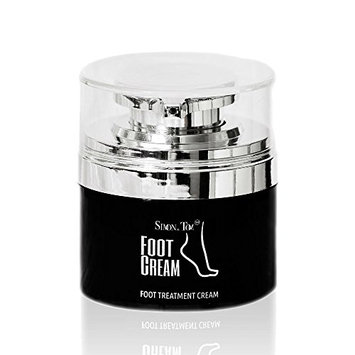 Simon and Tom Foot Treatment Cream Enriched in Natural Oil Moroccan Argon Oil