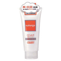 SHISEIDO Naturgo White Clay Facial Cleansing Foam