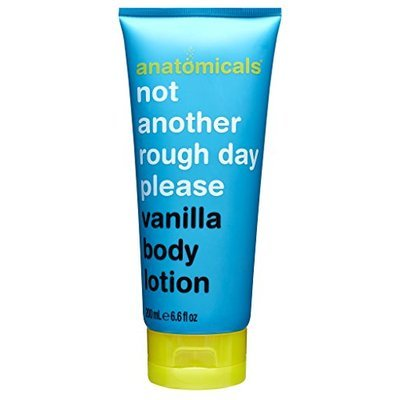 Anatomical Not Another Rough Day Please Body Lotion