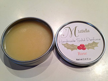 MiaBella Solid Perfume with Essential Oil