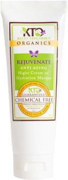 Kelly Teegarden Organics Rejuvenate Hydration Masque and Night Cream