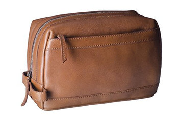 Leatherly Toiletry Bag and Dopp Kit for Travel
