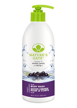 Nature's Gate Acai Velvet Moisture Body Wash